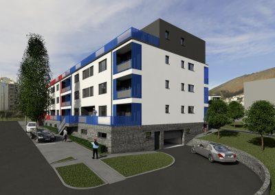 Nové byty Miroslav u Znojma